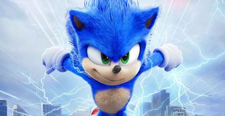 Arte revela a un extraño villano descartado de <em>Sonic La Película </em>