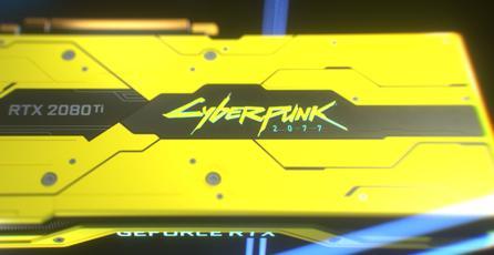 La RTX 2080 Ti de<em> Cyberpunk 2077</em> es increíble y puede ser tuya gratis