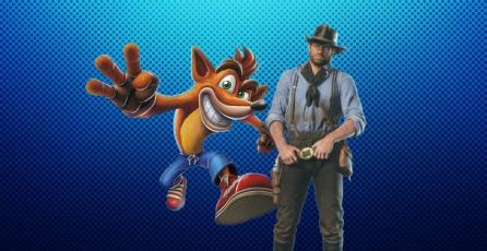 Ofertas de la semana: <em>Red Dead Redemption 2</em>,<em> Crash Bandicoot bundle</em> y más