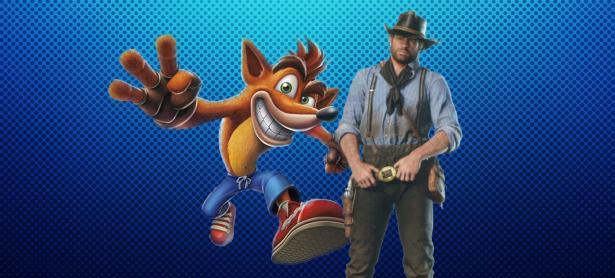 Ofertas de la semana: <em>Red Dead Redemption 2</em>,<em> Crash Bandicoot bundle</em> y más