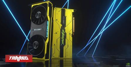 Nvidia lanza la RTX 2080 Ti Cyberpunk 2077 Edition y la sortea a unos cuantos paises