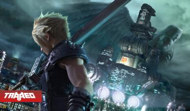 Final Fantasy 7 Remake requiere 100 GB de espacio en la PS4