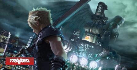 Final Fantasy 7 Remake requiere 100 GB de espacio en la PS4