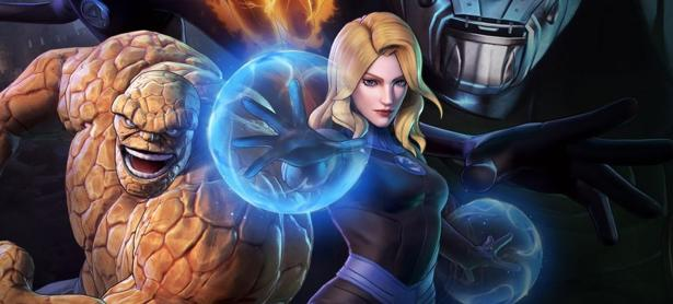 Los 4 Fantásticos se enfrentarán a Doom en <em>Marvel Ultimate Alliance 3</em>