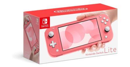 El nuevo Nintendo Switch Lite Coral ya tiene precio en México y aquí puedes apartarlo