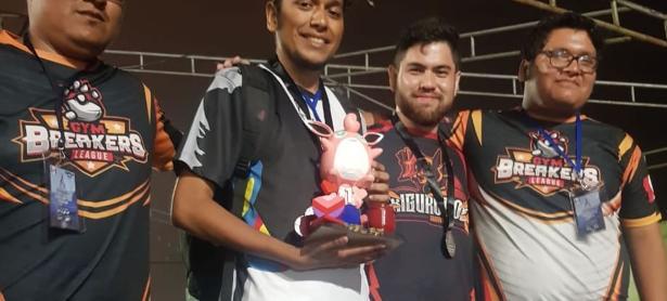 Jugador peruano de <em>Pokémon GO</em> ya es el mejor del mundo