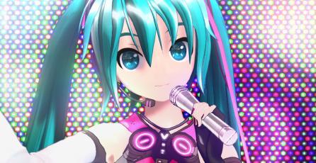 Hatsune Miku cautiva con su baile a Japón y domina las ventas en favor de Nintendo