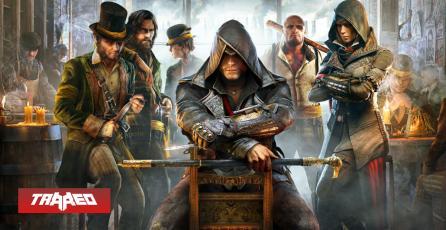 Gratis disponible para PC Assassin's Creed: Syndicate entre el 20 y 27 de febrero
