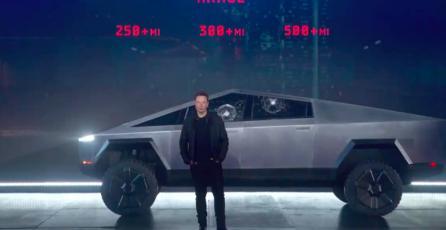 Hot Wheels convierte la Cybertruck de Tesla en un auto de control remoto