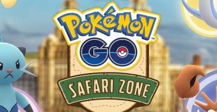 <em>Pokémon GO</em>: un evento Zona Safari podría celebrarse pronto en México