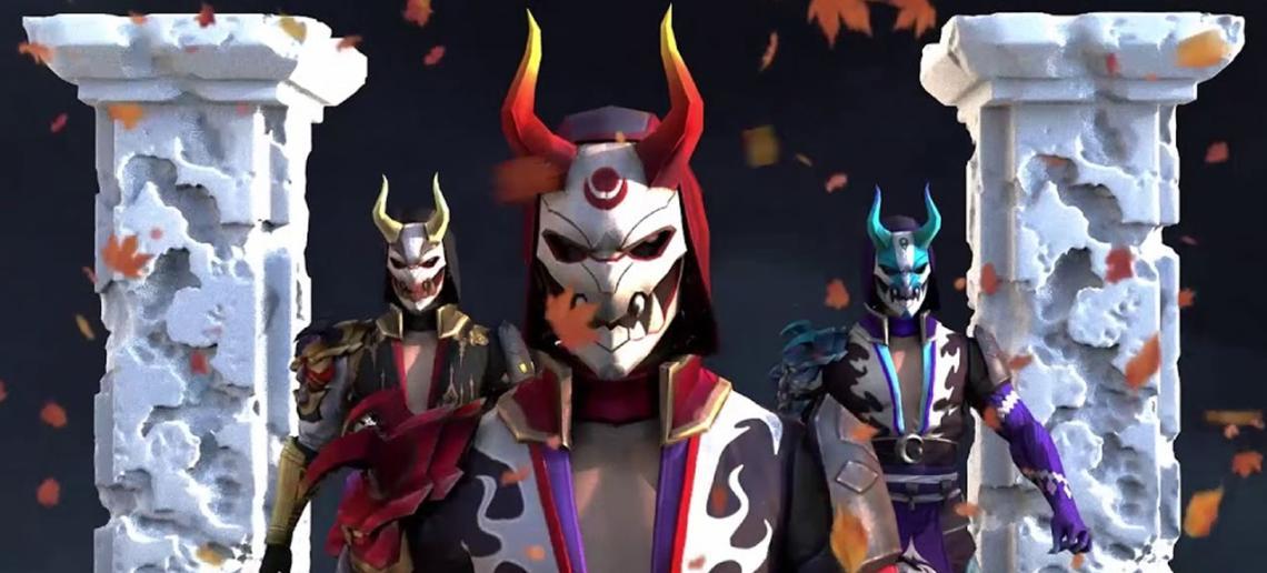 Diseña una máscara para Free Fire y consigue interesantes premios ...