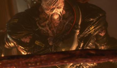 Nemesis luce aterrador en las imágenes filtradas de <em>Resident Evil 3</em>