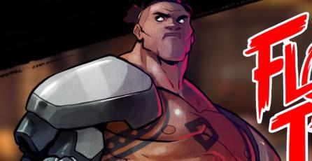 Floyd es el nuevo peleador que se unirá a los combates callejeros de <em>Streets of Rage 4</em>
