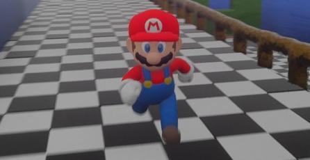 Usuarios de PS4 hacen realidad su sueño de jugar <em>Mario</em> gracias a <em>Dreams</em>