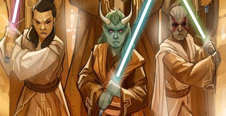 Disney revela <em>Star Wars: The High Republic</em>, la nueva era de la saga