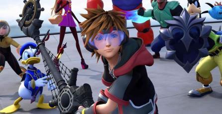 <em>Kingdom Hearts III</em> y más títulos llegan hoy a Xbox Game Pass