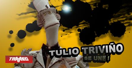 Más de 15 mil personas firman petición para llevar a Tulio Triviño a Smash Bros