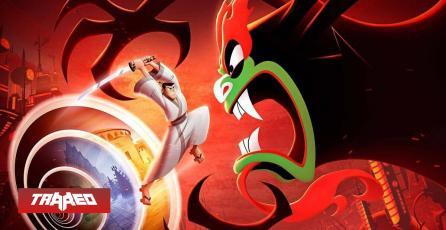Samurai Jack: Battle Through Time es anunciado oficialmente con un trailer