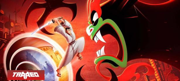 Samurai Jack: Battle Through Time es anunciado oficialmente con un trailer