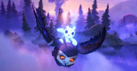 Combate de <em>Ori and the Will of the Wisps</em> se inspira en <em>The Legend of Zelda</em>