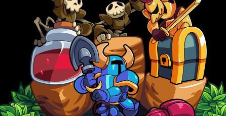 <em>Shovel Knight </em>volverá con un puzzle que luce frenético y divertido