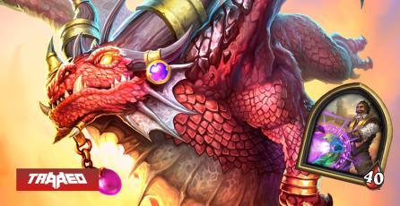 Dragones y nuevos héroes llegan a Battlegrounds en Hearthstone