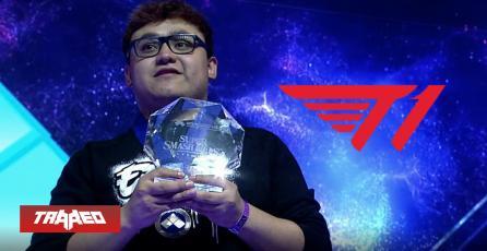 Terremoto en los esports: MKLeo es el nuevo jugador de T1