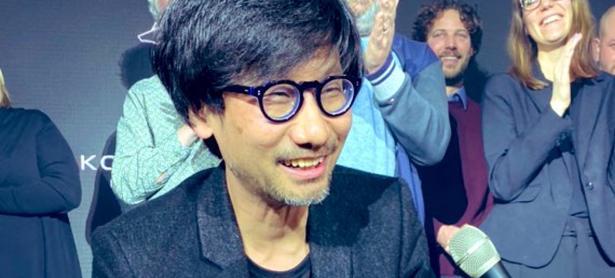 Hideo Kojima recibirá uno de los mayores honores de la BAFTA