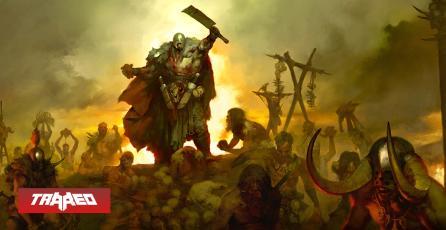 Diablo IV confirma modo cooperativo local, compatibilidad con mandos, entre otros