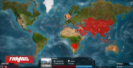 Plague Inc. es baneado de China