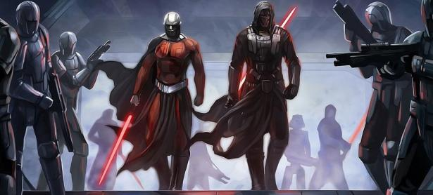 Remake de <em>Knights of the Old Republic</em> podría seguir en pie