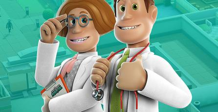 <em>Two Point Hospital</em> tuvo un gran lanzamiento en Reino Unido