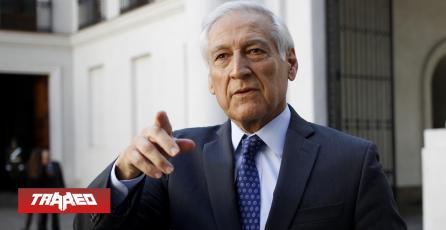Ex ministro chileno denuncia ''impresionante propaganda por el rechazo'' a través de videojuegos