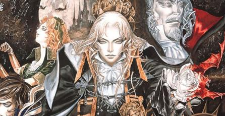 ¡Sorpresa! <em>Castlevania: Symphony of the Night</em> llegó a una nueva plataforma