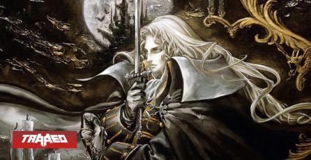 ¡Sorpresa!: ya está disponible Castlevania: Symphony of the Night para iOS y Android