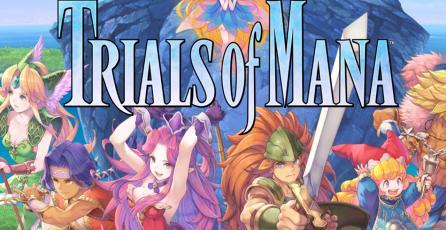 El trailer del remake de <em>Trials of Mana</em> está lleno de acción