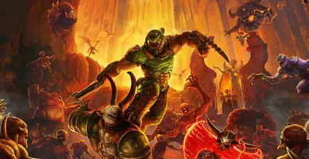 <em>DOOM Eternal</em>: un coro de heavy metal musicalizará tu brutal aventura