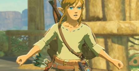 ¡Sorprendente! Este jugador pasó <em>Breath of the Wild</em> sin hacer caminar a Link