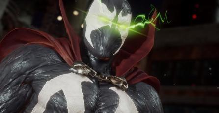 <em>Mortal Kombat 11</em>: Spawn luce brutal e intenso y podrás usarlo muy pronto