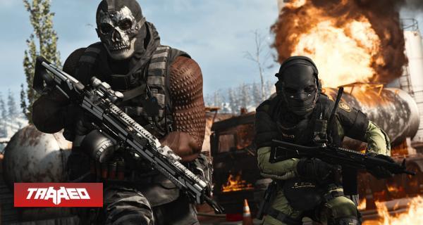 Gameplay: Warzone el battle royale de COD sería gratis y un juego independiente
