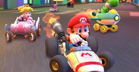El modo multijugador ya está disponible en <em>Mario Kart Tour</em> y Nintendo así lo celebrará