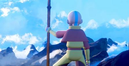 Fan crea un genial juego de <em>Avatar: La leyenda de Aang</em> en <em>Dreams</em>