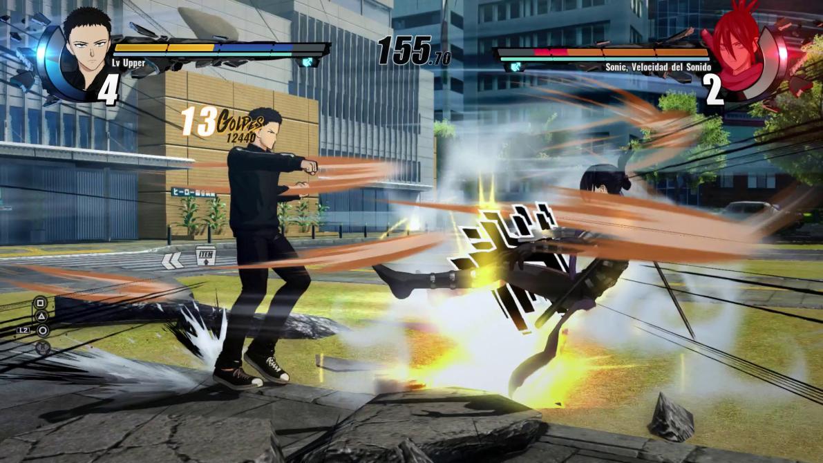 <em>One Punch Man: A Hero Nobody Knows</em> en imágenes