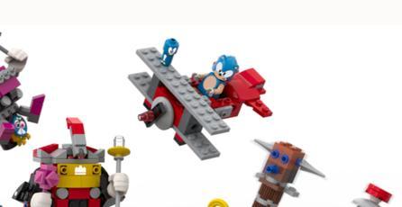 Prepárate: LEGO podría lanzar un set de <em>Sonic the Hedgehog</em>