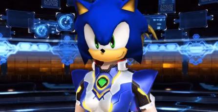 Los jugadores de <em>Phantasy Star Online 2</em> podrán vestirse como Sonic