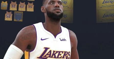 Suspensión de la NBA por coronavirus impactó a <em>NBA 2K20</em>