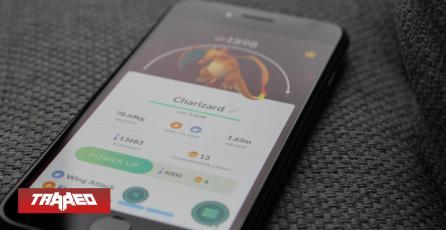 Pokémon GO no te dejará salir de la casa a jugar