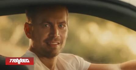 Vin Diesel cree que la escena final de Rápido y Furioso 7 es la mejor de la historia del cine