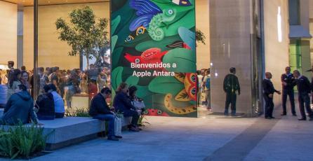 Por brote de coronavirus, Apple cerrará temporalmente sus tiendas en México