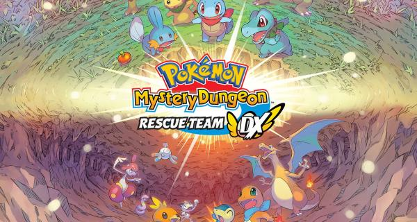 <em>Pokémon Mystery Dungeon: Rescue Team DX</em>